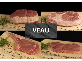 Le Goût du Boeuf - Colis De Veau D'aveyron
