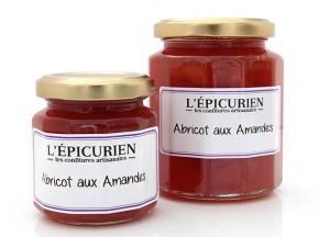 L'Epicurien - ABRICOT AUX AMANDES