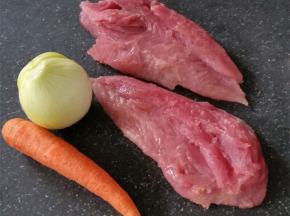 Les Volailles Fermières de Chambon - Assortiment de Cuisse et Filets de Poulet 2 kg