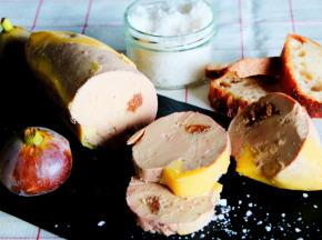 Alban Laban - Foie Gras Mi-cuit de canard à La Figue