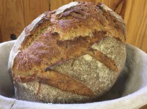 La Ferme des Collines - Le Champêtre Aux Graines - 1kg (100% Blés Anciens)