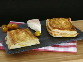 Maison Boulanger - Feuilleté Munster Mirabelle X2