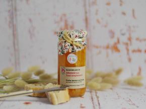 La Corbeille à Confitures - Marmelade Avec Des Oranges Bio