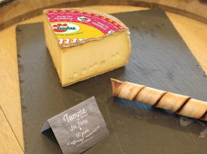 Constant Fromages & Sélections - La Tomme Du Jura Au Lait Cru, Part De 1kg Environ