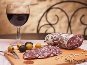 Chez Morille - Saucisson De Canard