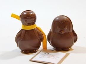 Mon Jardin Chocolaté - Pingouins De Pâques Lait