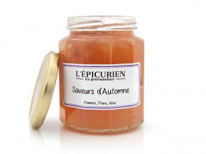 L'Epicurien - SAVEURS D'AUTOMNE (Pomme, Poire, Noix)