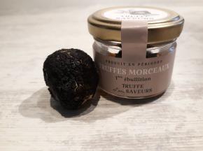 Truffe et ses saveurs - Truffe Morceaux - 15g