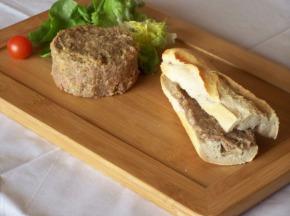 Ferme Caussanel - Rillettes Fraîches Pur Canard 260 g