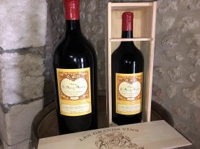 Château des Plassons - Double Magnum Château Le Maine Martin Sélection Vieilles Vignes 2015, Bordeaux Supérieur