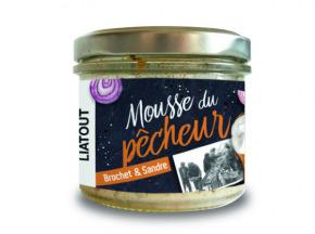 Mapoissonnière - Mousse De Brochet Sandré - Pot De 90 G