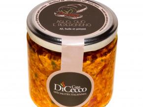 Casa Di Cecco - Ail, huile et piment