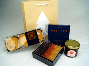 Maison Miettes - Panier Découverte Fruité