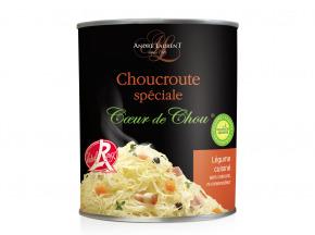 André Laurent - Choucroute Spéciale Coeur De Chou - Lot De 12 Boites De 400g