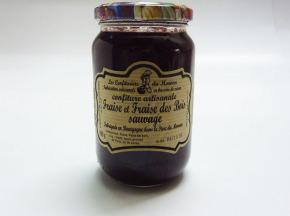 Le Palais Gourmet - Confiture de Fraise et fraise des bois sauvage