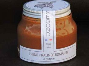 Philippe Segond MOF Pâtissier-Confiseur - Pâte À Tartiner Chocolat Praliné Au Romarin