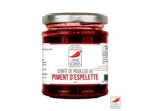 Urre Gorria - Famille Rivière-Gahat - Confit de Piquillos au piment d'Espelette