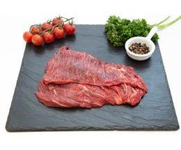 Terre de Viande - Steak De Bavette D'aloyau Par 2 D'angus Origine France
