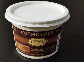 La Fromagerie Marie-Anne Cantin - Crème Fraîche Crue 44% 50 Cl