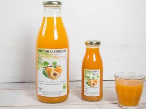 La Ferme de l'Ayguemarse - Pack Jus d'abricot