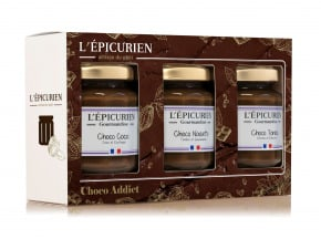 L'Epicurien - Coffret Choco Addict