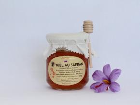 Le safran - l'or rouge des Ardennes - Miel Au Safran