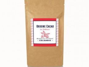 Maison Castelanne Chocolat - Tablette Colombie - Maceo 72% - Fèves Origine Bio