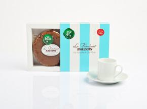 Le Fondant Baulois - Le Fondant Baulois au Chocolat- Bio - 300g