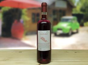 Les Perles Rouges - 'vin De Groseille'' - 4x75cl
