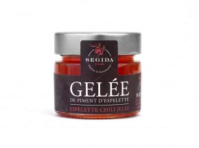 SEGIDA PIMENTE LA GASTRONOMIE - Gelée De Piment D'espelette