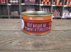 Ferme les Acacias - Pâté Basque au Piment d'Espelette