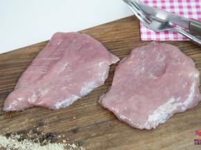 La Ferme de Cintrat - Escalopes de porc plein air x 2