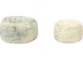 Fromagerie Seigneuret - Cabris Fermier - Lot : 1 Jeune Et 1 Affiné