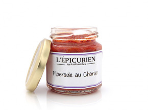 L'Epicurien - PIPERADE AU CHORIZO