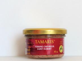 TAMARIS Artisan de Provence - Terrine De Chevreuil Saint Hubert