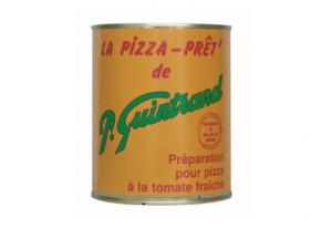 Conserves Guintrand - Sauce Pizza-prêt - Boite 4/4