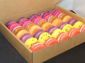 Les Macarondises - 35  Macarons Plaisir Fruité