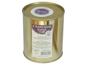 L'Armoire à Conserves - Quatre Manchons De Canard Confits