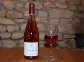 Domaine la barbotaine - Domaine La Barbotaine, Sancerre Rosé, 2018,lot De 3