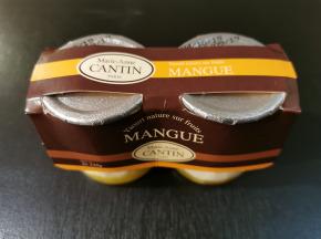 La Fromagerie Marie-Anne Cantin - Yaourt Sur Fruits Mangue Par 2