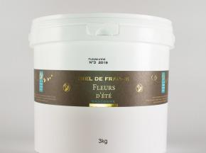 Domaine Apicole du Pillardon - Miel de France Fleurs d'Été n°3 Récolte 2019 3kg