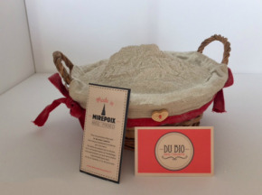 Du bio dans l'assiette - Farine De Sarrasin Bio 25kg