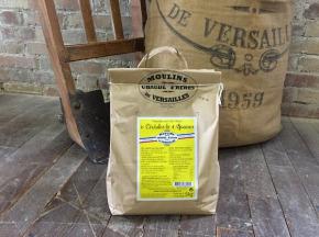 Moulins de Versailles - Préparation Pour Pain Maison Aux 6 Céréales Et 4 Graines - 5kg