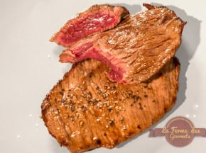 La Ferme Des Gourmets - [PRÉCOMMANDE] Bifteck de Génisse Limousine, 2 x 150g