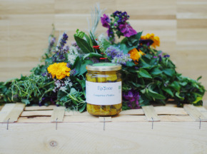 Epione - Courgettes Pickles