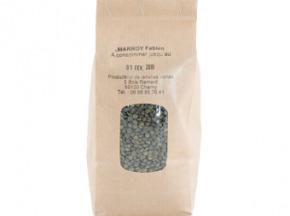 La Ferme du Bois Ramard - Lentilles Vertes En Conversion Bio 500 G