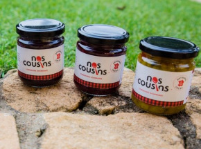 Nos cousins Conserverie - Assortiment De Pickles: Betteraves, Concombres, Courgettes (3x240g)