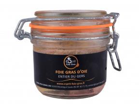Esprit Foie Gras - Foie Gras Entier D'oie Du Gers - 180 Grs