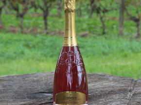 Nature viande - Domaine de la Coutancie - Domaine de coutancie vin effervécent méthode traditionnelle rosé x6