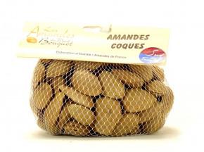 Les amandes et olives du Mont Bouquet - Amande coque 500g